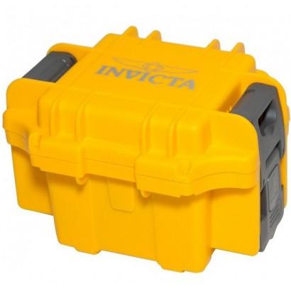 Invicta darčekový box - žltý